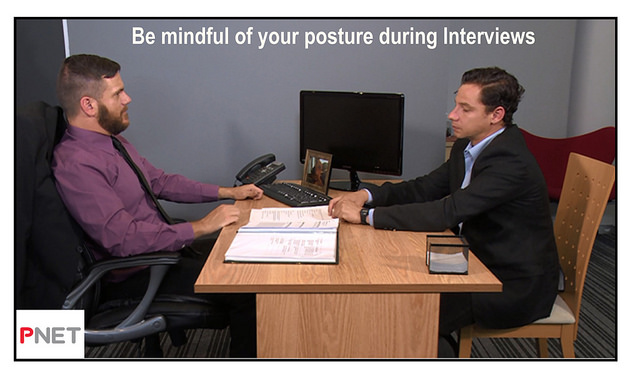 acing a job interview